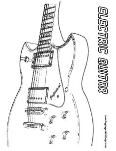 Classic Electric Guitar Musical Instruments