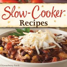 slow cooker recipes gooseberry patch