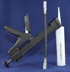 HydroBloc 575 Integral – Nachfüllpack, verarbeitungsfertiges quellfähiges Injektionsharz (Kartusche 320 g) - http://shop.arcan.biz/produkt/hydrobloc-575-integral-nachfuellpack-verarbeitungsfertiges-quellfaehiges-injektionsharz-kartusche-320-g