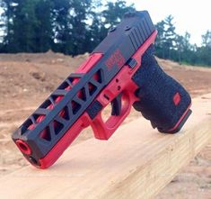 @beardedguy #BuffaloTactical www.Buffalofirearms.com . Looks like a toy gun!