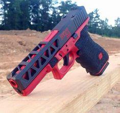 @beardedguy #BuffaloTactical www.Buffalofirearms.com . Looks like a toy gun!