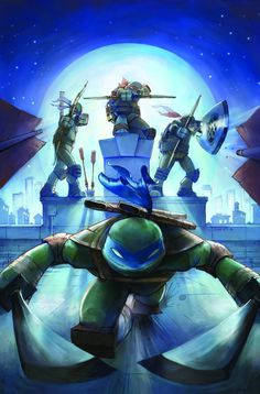 TMNT NEW ANIMATED ADVENTURES