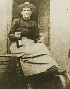 Calamity Jane in Deadwood