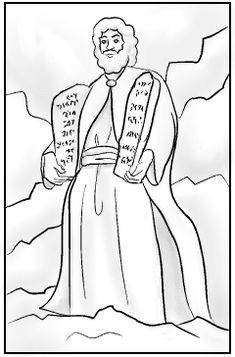 194 Best Bible Coloring Pages images in 2019   Sunday school ...