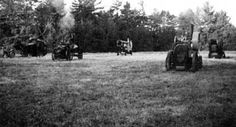 100 Years Harvesting on the Homestead by Eric Campbell, Shawville. Eric Campbell, Ottawa Valley, Quebec, Ancestry, Homesteading, Harvest, Engine, The 100, Museum