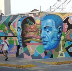 Street Art by the artist Decertor