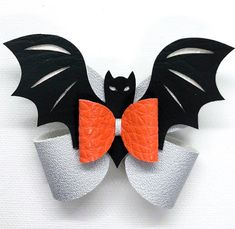 Halloween Hair Bows, Halloween Crafts, Witch Hair, Kids Hair Bows, Hair Bow Tutorial, Flower Tutorial, Bow Template, Barrettes, Hairbows