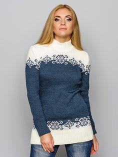 двухцветный свитер: 45 тыс изображений найдено в Яндекс.Картинках Baby Sweater Knitting Pattern, Fair Isle Knitting Patterns, Knitting Charts, Knitting Designs, Knit Patterns, Hand Knitting, Knitting Magazine, Fabric Yarn, Knit Fashion