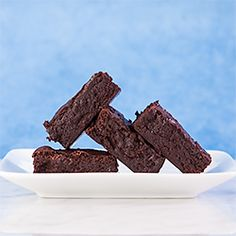 Cocoa Brownies, Gluten Free