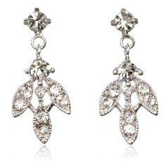 Bouquet Bridal Earrings (sj)