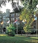 Webster University campus St. Louis