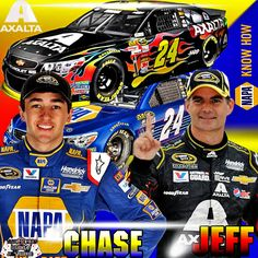 this was requested to put jeff and chase together for both 24 together and i hope they enjoy this awesome wallpaper i created Black Lightning jeff gordon and chase elliott