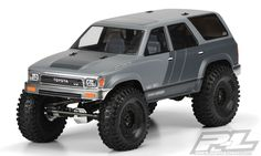 PROLINE DID IT AGAIN! OH MY GOD, HAVE TO GET ONE OF THESE!   1991 Toyota 4Runner Clear Body