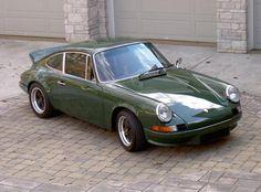 Porsche 911 Carrera 2.7 RS Coupe - 1973