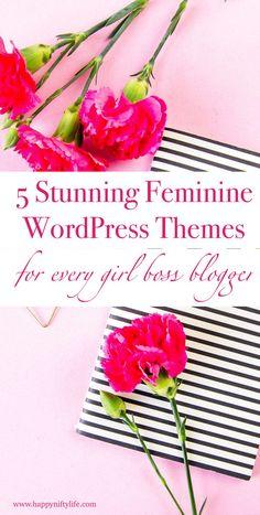 5 Stunning Feminine