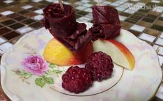 Ovocná koža zo sušičky (fotorecept) - Recept Pudding, Desserts, Tailgate Desserts, Deserts, Puddings, Postres, Dessert, Plated Desserts