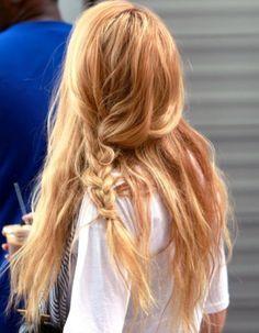 half flow/half braid