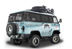 Uaz 4x4 Hummer H2, Jeep Wrangler, Lifted Van, Adventure Car, 4x4 Van, Combi Vw, Expedition Vehicle, Mini Trucks, Jeep Truck