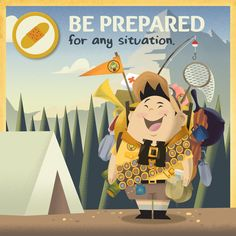 The Wilderness Explorer Summer Guide (by Oh My Disney) Disney Up, Disney Love, Disney Magic, Disney Parks, Disney Pixar, Up Pixar, Disney Kunst, Arte Disney, Disney Classroom