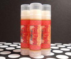 hahahaha...  Pizza Party Lip Balm   The Best Lip Balm by ForGoodnessGrape, $4.00