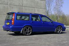Volvo v70r I'd love to take this out for a spin.