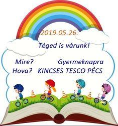 Gyermeknap a Kincses Tesco-ban Blog, Blogging