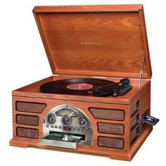 one of the first gifts that my bf gave me was a record player. he is a keeper.