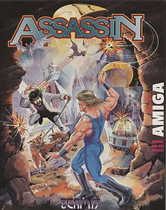 Assassin is a video game for the Commodore Amiga system. It was developed by Psionic Systems and published in 1992 by Team 17. The game is an action game that has platform and shoot 'em up type gameplay. Assassin was updated and re-released in 1994 as Assassin: Special Edition.