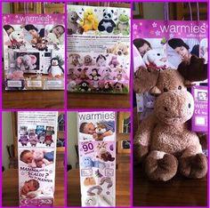 MANDACI UN MESSAGGIO CON LA FOTO DEL TUO WARMIES E LA PUBBLICHEREMO!    per collezionarli  http://www.baldashop.com OFFICIAL WARMIEWS STORE