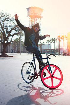Bikes & Riders - Lino Escurís Fotografía