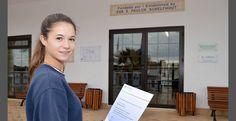 Cambridge distingue aluna da Escola Internacional do Algarve
