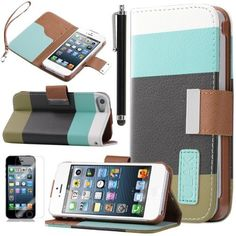 Colorful Wallet phone case