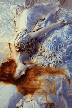 https://flic.kr/p/Fexfdd | Soulbound | Models - Berengere & My Fragility Styling - Agnieszka Osipa Photography - Laura Sheridan's Art