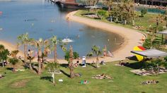 Recreation Lagoon, Darwin Waterfront Precinct, Northern Territory