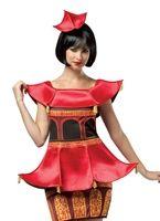 Ladies Pagoda Costume [4007200]