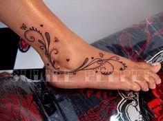 Tattoo Arabescos • by Suliée Pepper