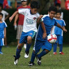 Football at ACG School Jakarta