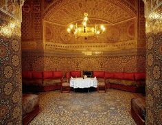 Moroccan Home Style