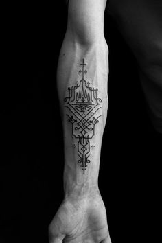 Forearm Tattoos for Men - 5