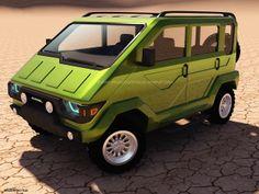 Carros Retro, Carros Vw, Vw Cars, Drag Cars, Solar Car, Microcar, Volkswagen, Cool Vans, Futuristic Cars