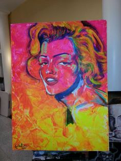 Andaluz The Artists Painting ' Sex Appeal' on canvas  #andaluz #the #artist #sex #appeal #abstract #awesome #dope #talent #art #painting