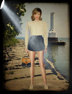 Look from latest collection of: Camper, House, River Island, Topshop. GLAMSTORM.COM - virtual stylist.