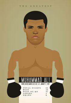 Muhammad Ali Infographic