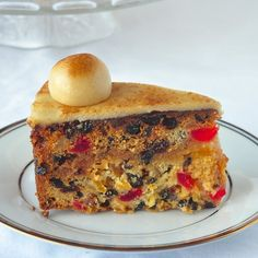 Simnel Cake - a British Easter tradition