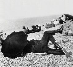 vintagegal:  Dieppe, France- Henri Cartier-Bresson 1926