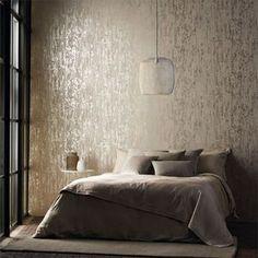 AuBergewohnlich 25 Tapeten Ideen, Wie Man Die Wände Zu Hause Gestaltet. Tapeten Ideen  Schlafzimmer Teppich