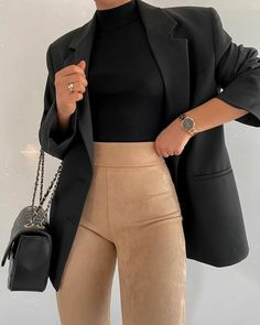 Fashion Inspiration And Casual Outfit Ideas For Women - Fashion Inspiration And Casual Outfit Ideas For Women Casual Outfits, Street Style Clothes, Outfi - Outfit Chic, Stylish Outfits, Business Casual Outfits, Cute Casual Outfits, Summer Outfits, Business Fashion, Lawyer Fashion, Business Professional Outfits, Prom Outfits