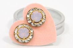 Pink Opal Petite Mini Party Bling JoJo Loves You