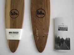 Diseño chileno: Liebre Boards