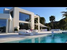 Villas to rent in Ibiza. Exclusive villa rentals in Ibiza, Formentera & Barcelona. Luxury Concierge Services, Ibiza Spain, Belle Villa, Apartments For Sale, Best Yoga, Maine House, Vacation Villas, Location, Property For Sale